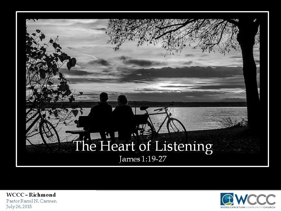 The Book of Listening