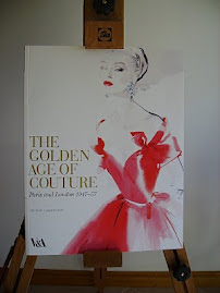 ♥ The Golden Age of Couture ♥ V & A Museum London