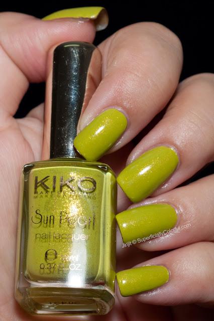 Kiko - Amable Chartreuse nº 427