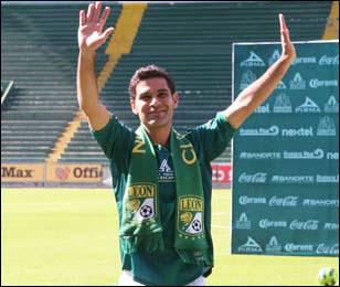 Rafael Marquez ficha para el leon