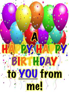 Gambar ucapan selamat ulang tahun untuk sahabat gratis