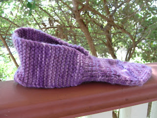 Bed Socks Knitting Pattern 2 Needles : BED SOCKS KNITTING PATTERN 2 NEEDLES   KNITTING PATTERN