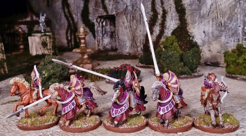 Elven Cavalry