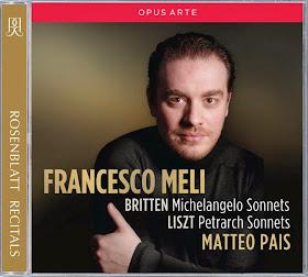 Francesco Meli / Matteo Pais - OA CD9019 D