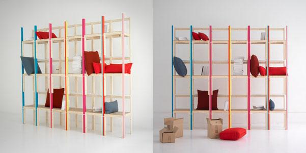Inartingood collezione plus c design libreria sedie for Sedie design libreria sapiens
