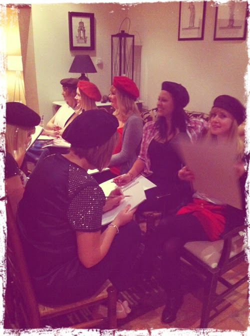 Bristol Vintage Wedding Fair Anatomy Of A Hen Party Life Drawing Class