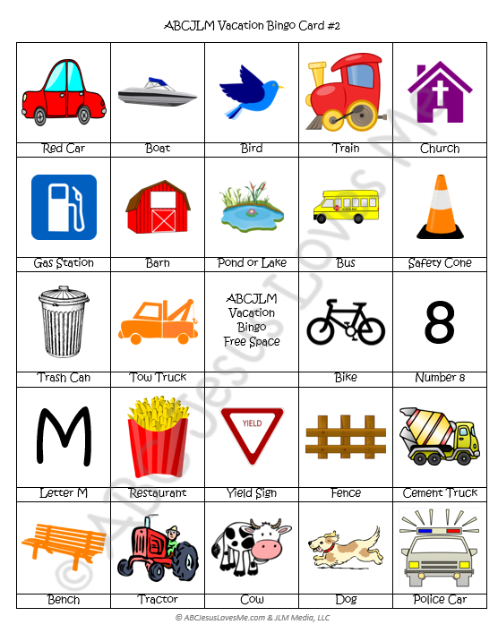 Free Road Trip Activity Book to Download and Print - Our Out-of-Sync ...