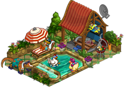 Summer Pool House Stage 6