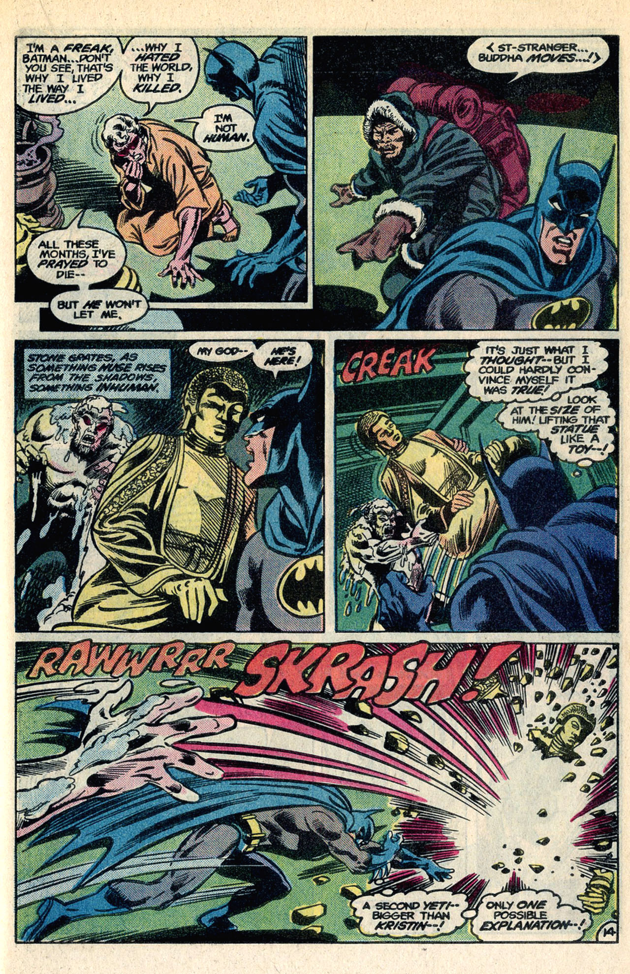 Detective Comics (1937) Issue #522 Page 19
