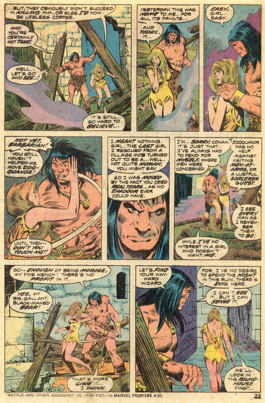 Conan the Barbarian (1970) Issue #46 #58 - English 13