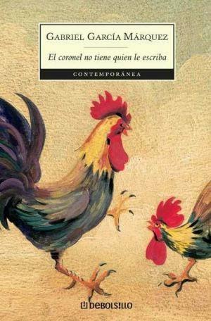 Portada de El coronel no tiene quien le escriba, Gabriel García Márquez, reseña, opinión