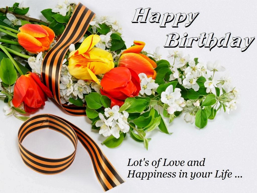 Happy birthday flowers wishes comousar happy birthday flowers wishes best birthday wishes izmirmasajfo