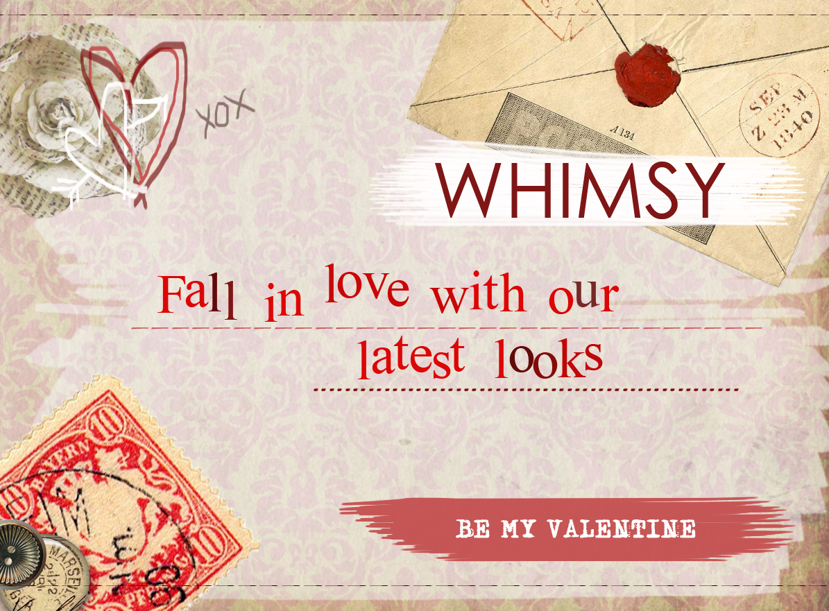 whimsyclothing: Fall In Love With Our Latest Looks For ...