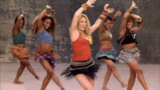 shakira-dance-waka-waka-real-madrid-jose-mourinho-christiano-ronaldo