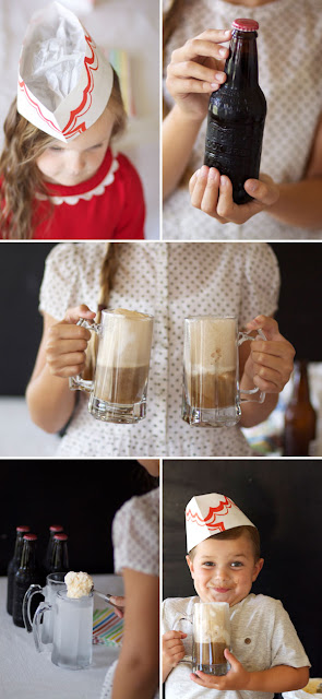 The Mrs Makes: Party Planning - DIY Ice Cream Parlour