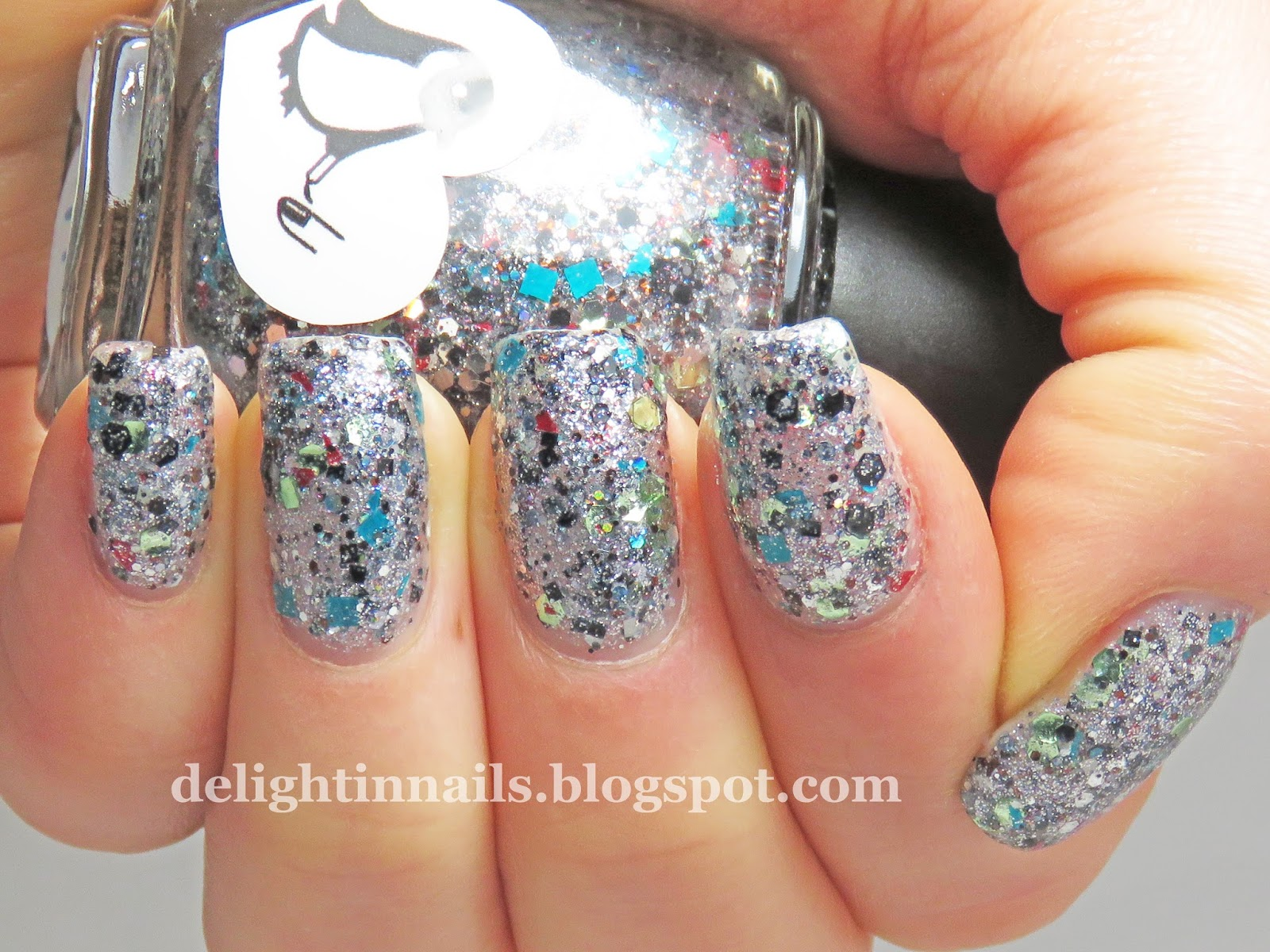 Delight In Nails: January 2016