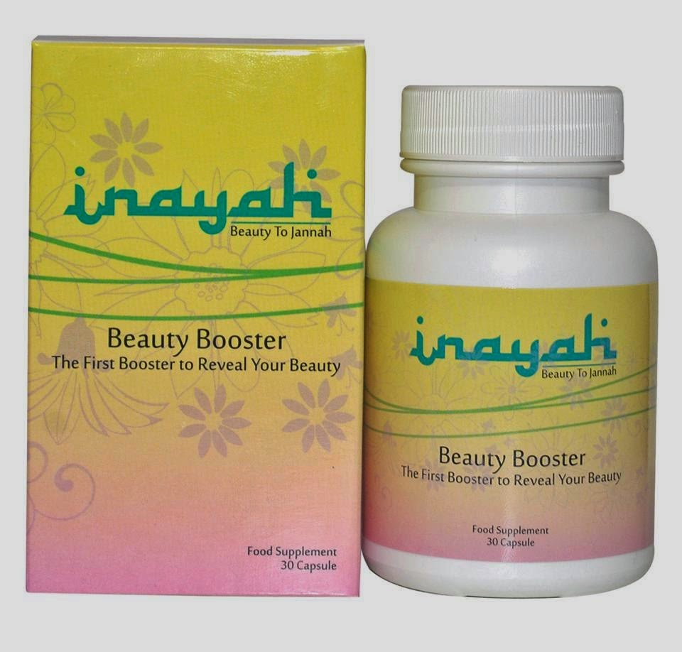 Promosi : Inayah Beauty Booster