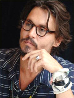 men s fashion johnny depp and his fashion collection