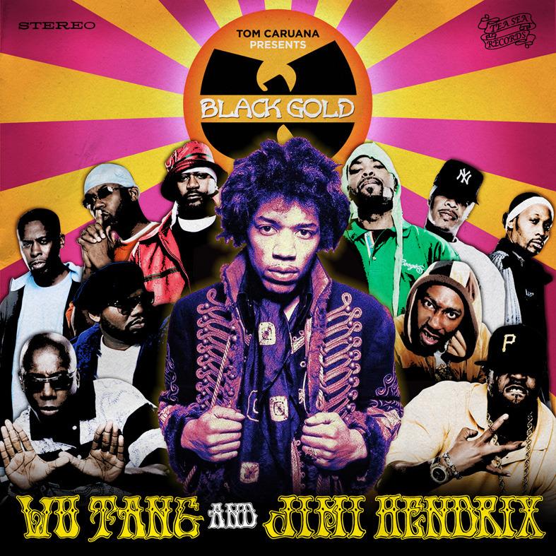 Wu-Tang Clan vs. Jimi Hendrix MashUp MixTape