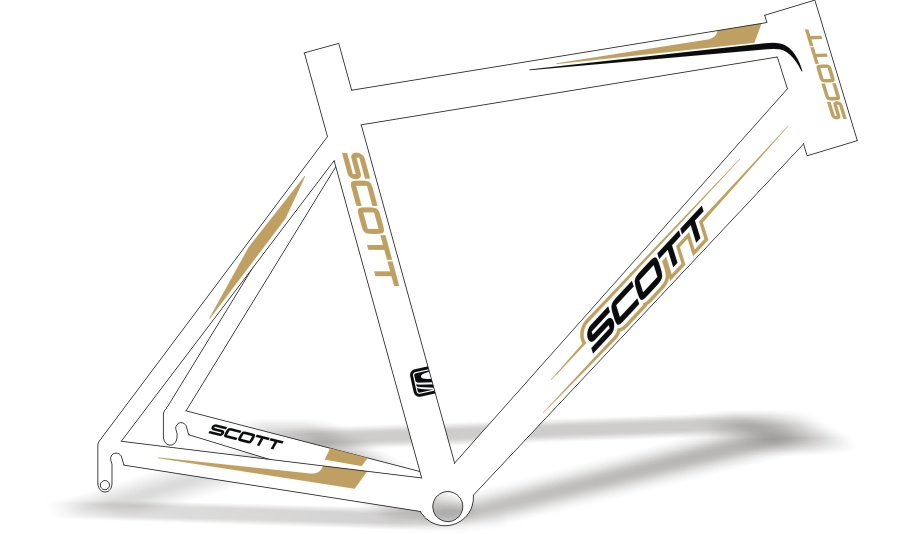 Adesivos De Fogo Para Bicicleta ~ Stickers Design Adesivo Bike Scott Speed
