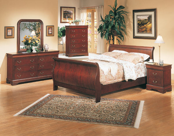 Cherry Bedroom Furniture Sets