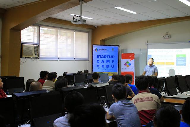 microsoft startup camp cebu