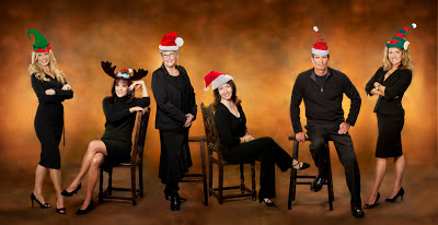 Happy Holidays from The Barrington Group Parker CO Realtors