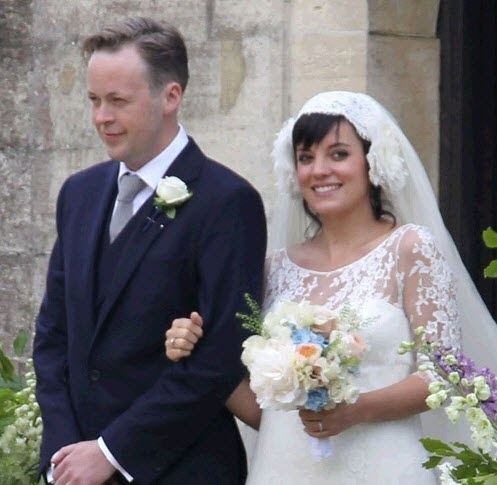caylee anthony lily allen sam cooper wedding photos and