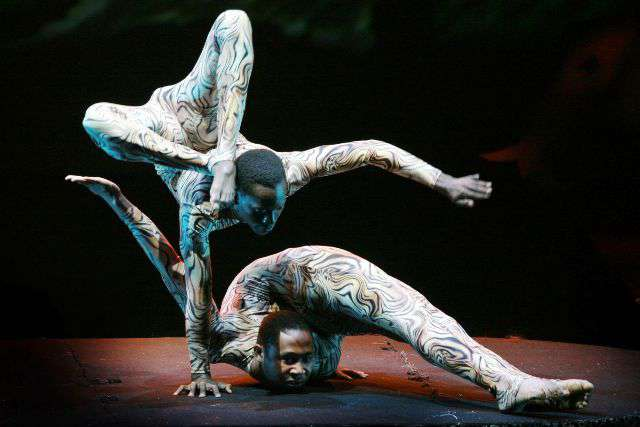 Cirque Mother Africa Live in Resorts World Manila