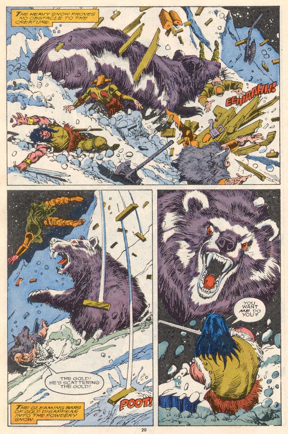 Conan the Barbarian (1970) Issue #220 #232 - English 17
