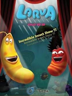 Ấu Trùng Tinh Nghịch 2 - Larva Season 2 (2013) Poster
