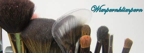 Wimpernklimpern  Kosmetik Organisation Titelbild