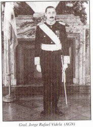 Asunción de Rafael Videla