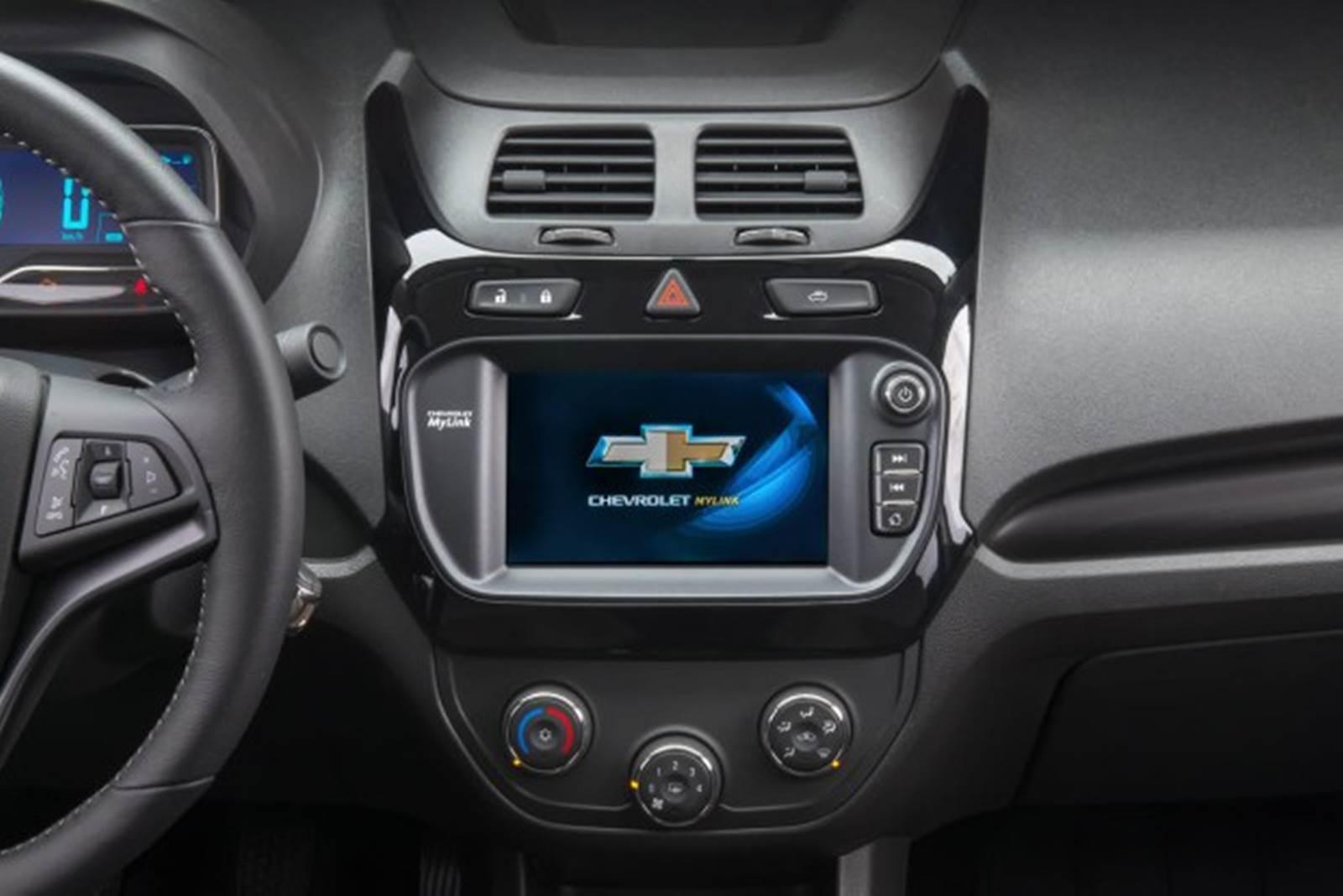 Chevrolet cobalt ltz interior