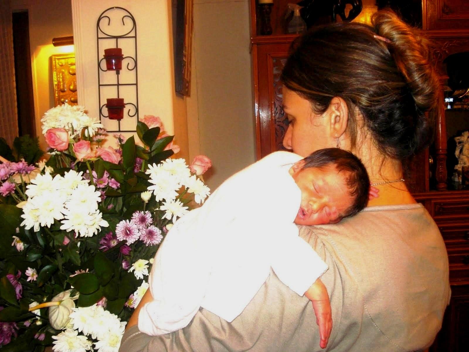 Leila: New Family Member!