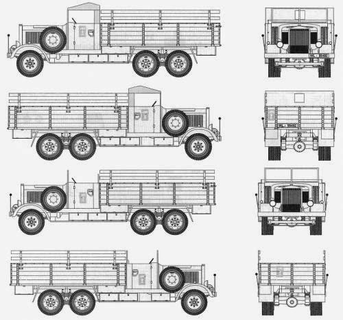 Modelismo militar e historia mercedes lg 3000 for 3000 mercedes benz