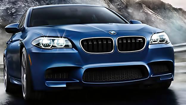 2016 BMW M5 Sedan Redesign