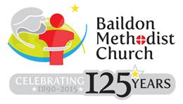 Baildon Methodist Church logo.