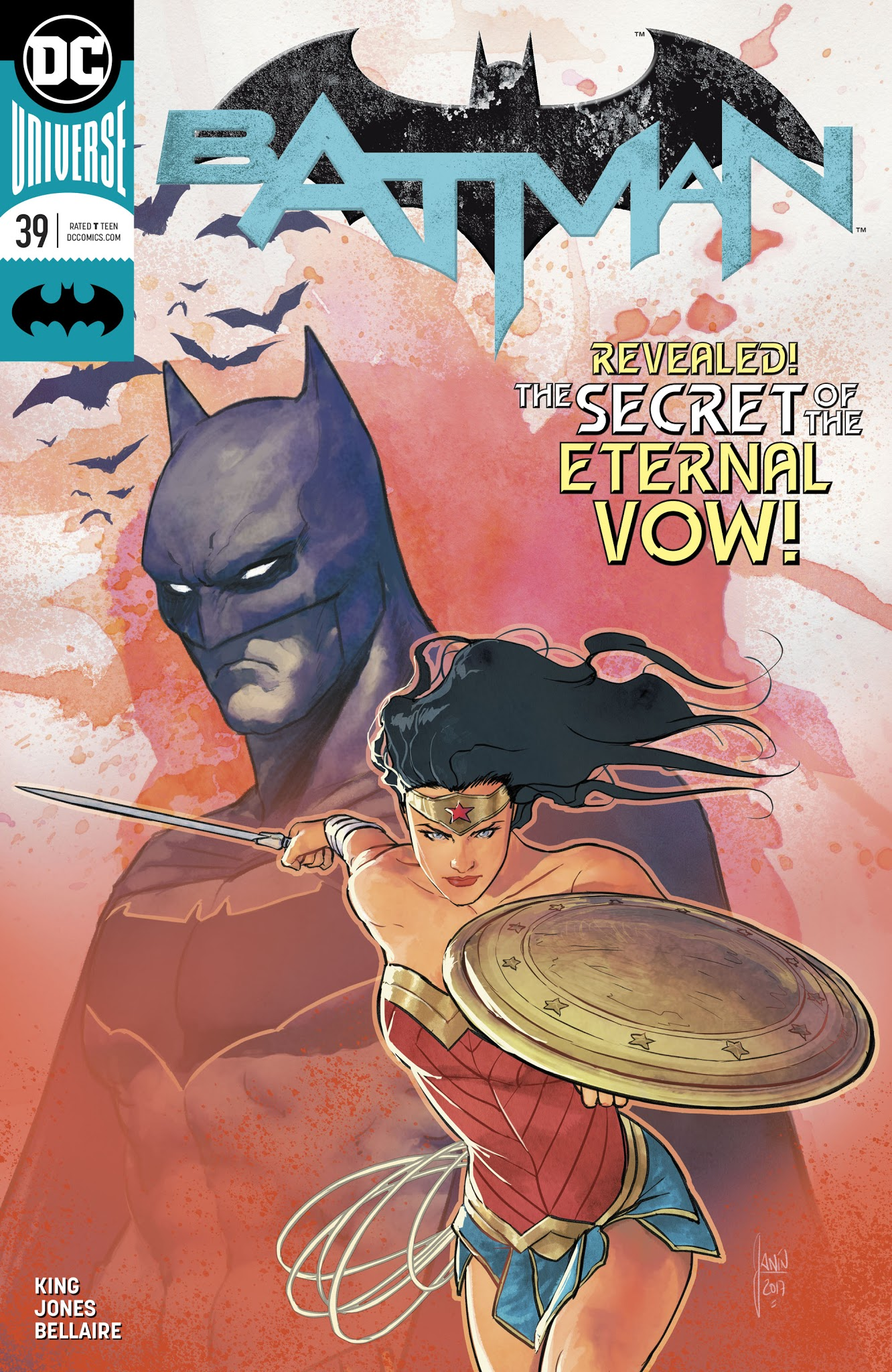 Batman (2016) 39 Page 1