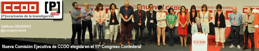 Jóvenes Investigadores y Precarios - CCOO