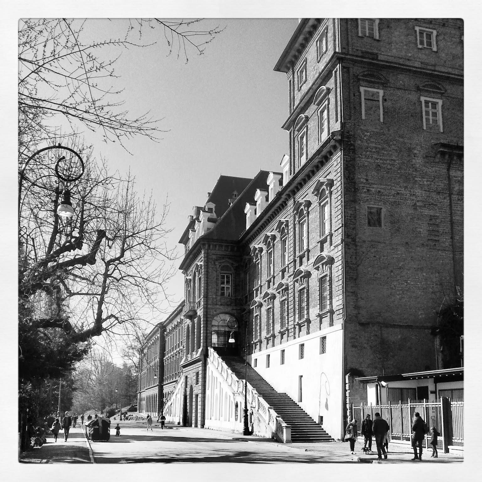 Valentino Park, Turin - Castle