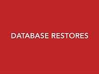 Restore Database dengan PHP