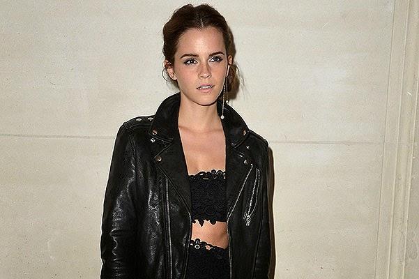 Emma Watson - the next victim of a hacker attack-post