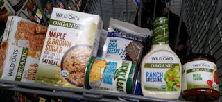 wild oats products in basket