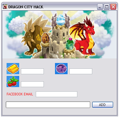 dragon city hack 2018