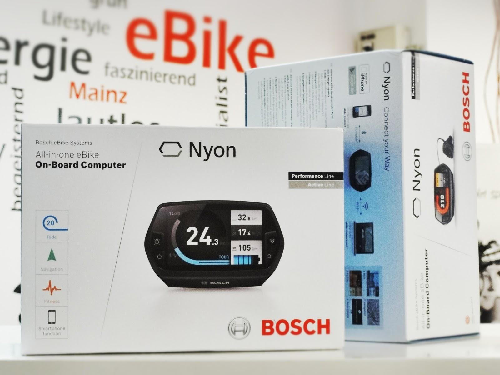 bosch nyon nachr stset eingetroffen eblog by e bike company mainz. Black Bedroom Furniture Sets. Home Design Ideas