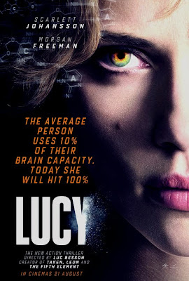Poster Of Free Download Lucy 2014 300MB Full Movie Hindi Dubbed 720P Bluray HD HEVC Small Size Pc Movie Only At exp3rto.com
