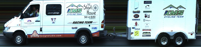 Thanks so much to our van and trailer sponsors!