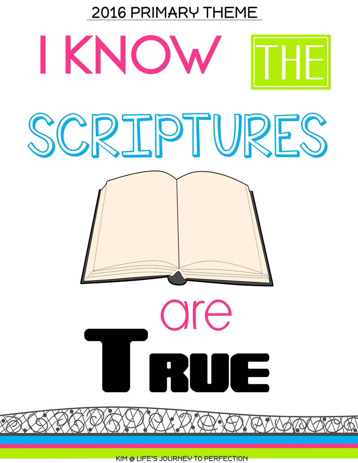 Search results for lds primary bulletin board ideas 2015 for Idea door primary printables