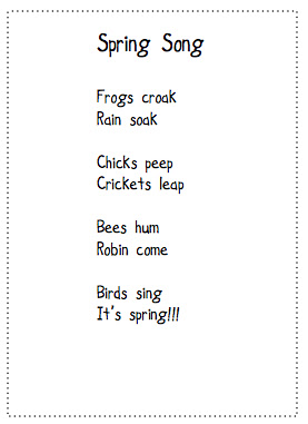Collection Childrens Love Poems Pictures - Best easter gift ever